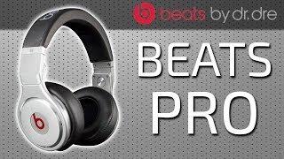 Наушники мониторные гарнитура Beats Pro обзор