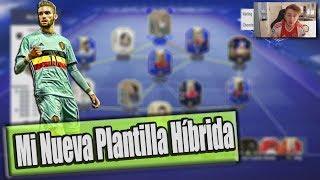FIFA 19 Mi Nueva Plantilla Hibrida Buscando Los Sobres TOTS Garantizados - Quien Esta Chetado