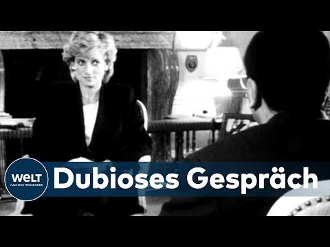 """NACH 25 JAHREN: BBC will Entstehung von Diana-Interview """"umfassend"""" untersuchen lassen"""