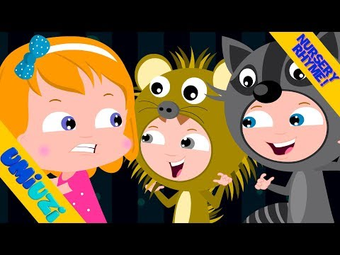 Umi Uzi Animals Of The Night Videos For Children And Babies