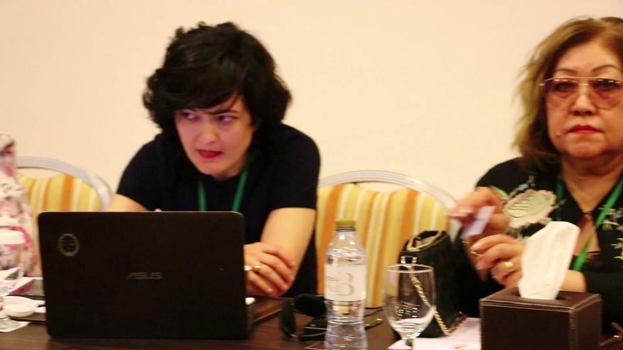 Исмагил Шангареев на заседании