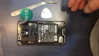 disassemble LG X Screen K500n, LG Video Tutorial