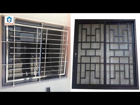 Unique Window Grills Designs 9