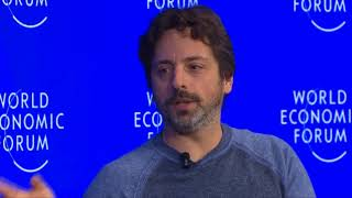 A conversation with Google founder Sergey Brin on leadership,.