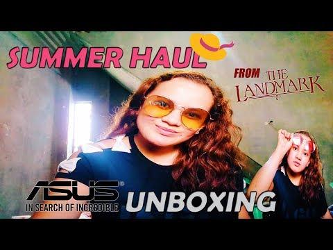 SUMMER HAUL 2018 + UNBOXING   Hannah Peña