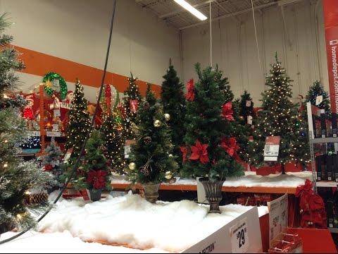 The Home Depot Christmas 2014