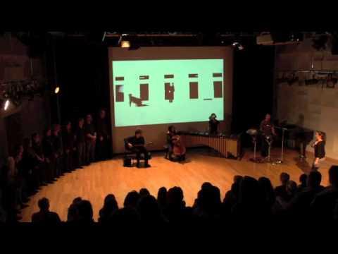 Soundpainting Performance • Silent Movie • COMICSTRIP II • Anita Biebl