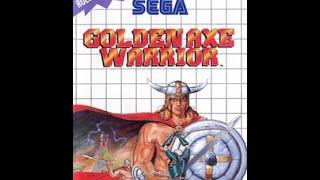 Golden Axe Warrior - Sega Master System HD 60 fps
