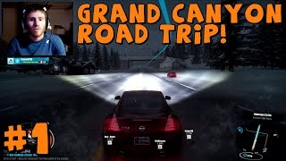 The Crew Beta | Grand Canyon Road Trip! Part 1