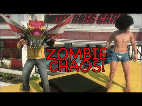 ZOMBIE CHAOS: DR3 W/ DownRangeGaming