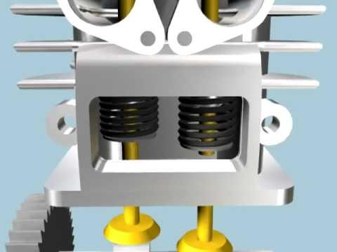 [SERMCE] Funcionamiento Arbol de Levas Motor Villa 2.5