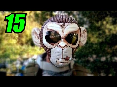 Space Monkey - Save Phace - Custom Airsoft Mask - YouTube 29d92a2895b0