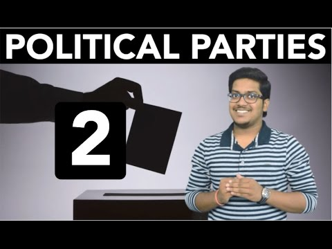 Civics: Political Parties (Part 2)