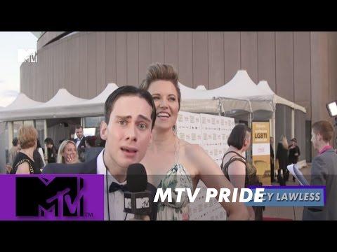 LGBTI Awards red carpet 2017 l MTV Pride