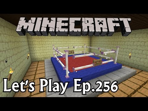 Minecraft Let's Play Ep. 256- Eye of the Tiger