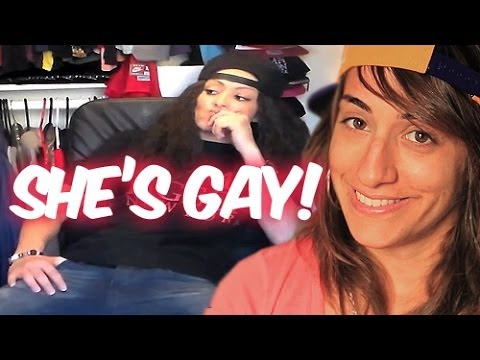 How to tell if she's Gay!