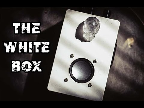 SPIRITS TALKING TO ME: The White Box Evidence Files