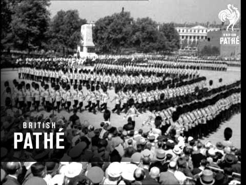 Trooping The Colour (1950)