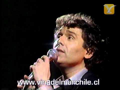 Raphael, Como Yo Te Amo, Festival de Viña 1982