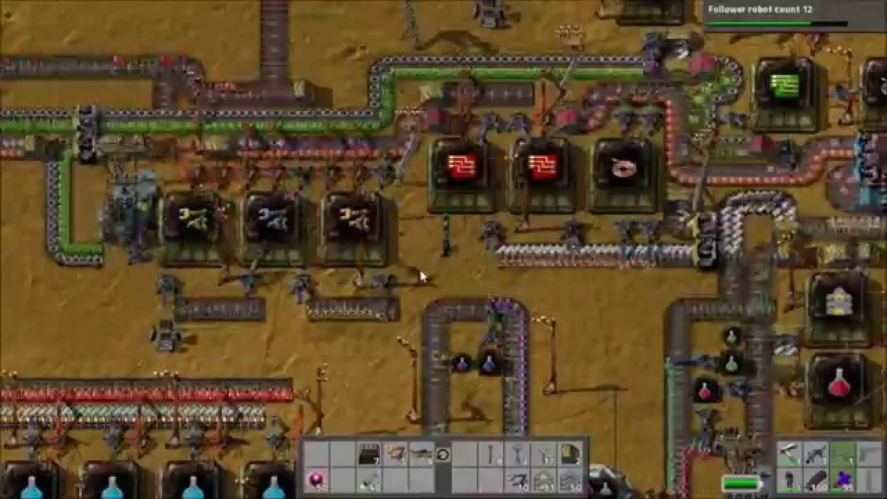 Perfect Factorio Ep#28: Turbocharging Blue Science   YouTube