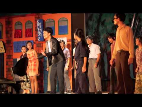 All Shook Up   by Asia Pacific Smart School Students