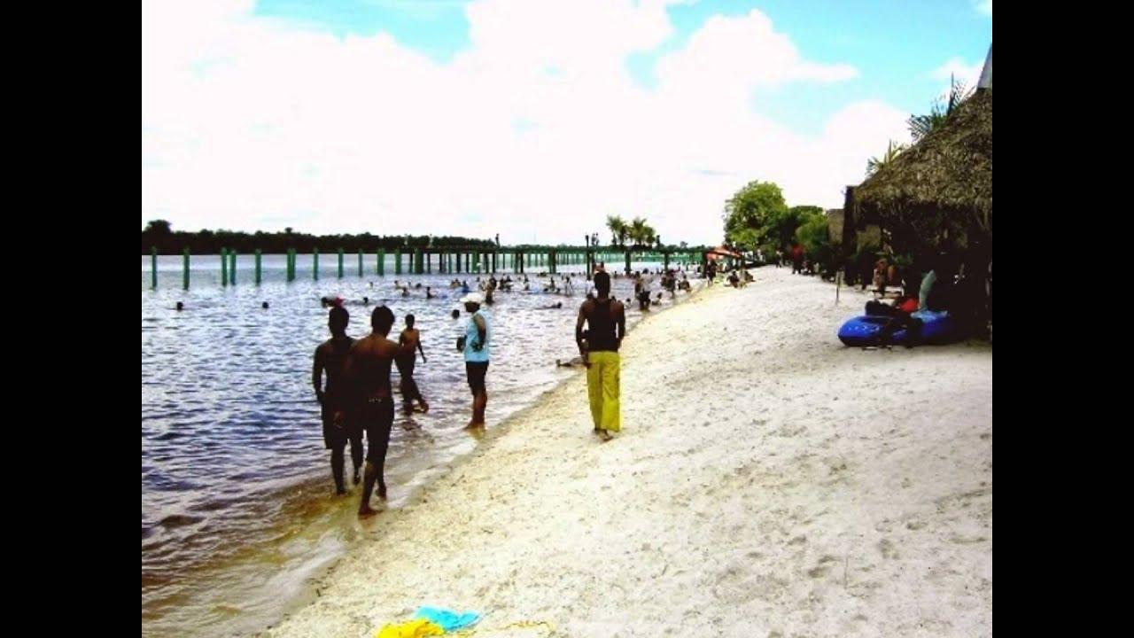 Suriname Paramaribo Sightseeing White Beach Royal Torarica Hotspots And Great Biharies Resort