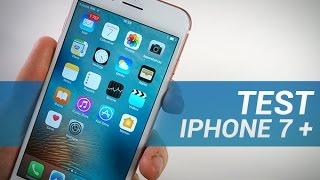 TEST : iPhone 7 Plus - W38