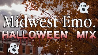 ghosted - a midwest emo halloween mix
