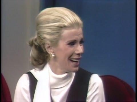 Joan Rivers Dick Cavett (16 sept 1969)