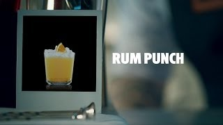 Rum Punch Drink Recipe - How To Mix