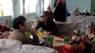 Батсүмбэр дэх улсын асрамжийн газар тусласана нь | Volunteer movement at Batsumber elders' home
