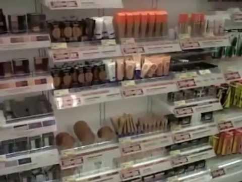 Target Canada VS Target US Beauty Department