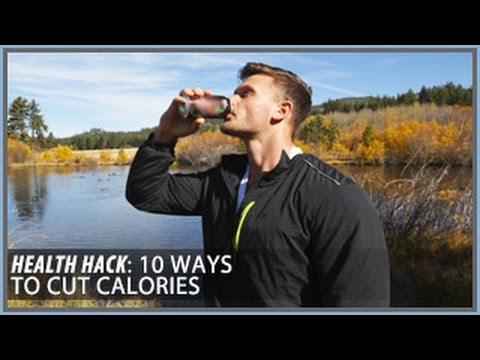10 ways to Cut Calories: Health HacksThomas DeLauer
