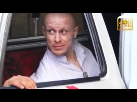 New Images of Sgt. Bowe Bergdahl Being Handed Over to US Special Forces