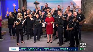 Meet the stars of Seattle PD's viral lip-sync video