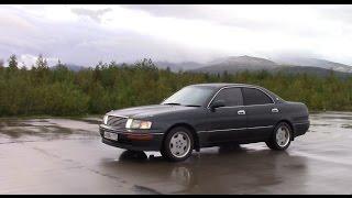 Toyota Crown с пробегом больше миллиона километров