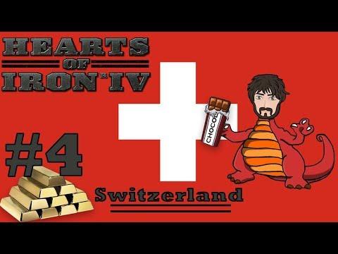 Hearts of Iron 4 - Kaiserreich | Switzerland Domination: These French... #4