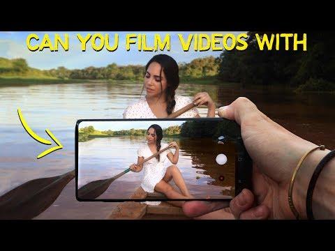4K Travel Filmmaking on Smartphone