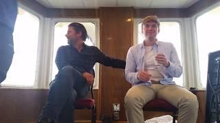 Chandler Massey and Greg Vaughn Q&A part 1 -- Toronto, October 2015