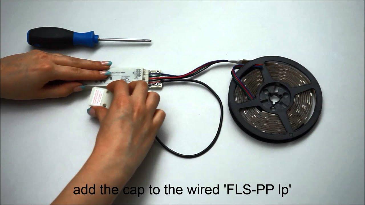 Zigbee Wiring Fls Pp Lp Bundle Wireless Rgb Led Stripe Light Navigation Lights Control
