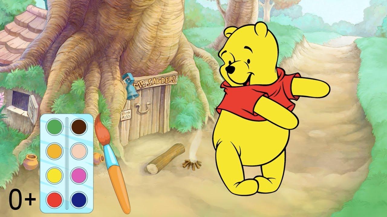 Мультик раскраска Детские онлайн раскраски из мультфильма ...
