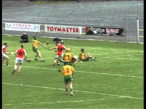 Donegal v Armagh 2009 Ulster Hurling Championship