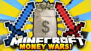 "Minecraft MONEY WARS ""PVP MASTERS!"" #14 