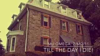 MU OMEGA  ANNUAL: JAMES MINTON HOLIDAY FOOD/CLOTHES/TOY DRIVE