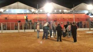 Locutor Rafael Aguiar Rodeio Alambari 2014
