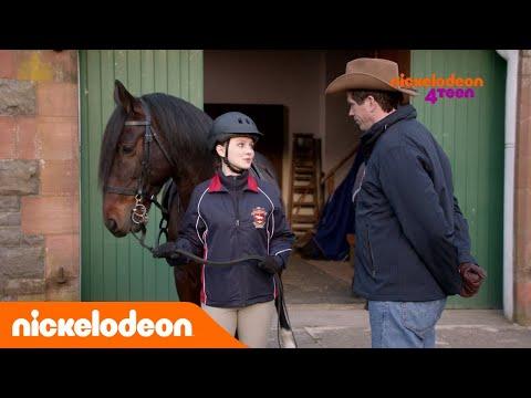 Ride, une nouvelle vie à cheval   L'entraînement de T.K.   NICKELODEON 4Teen