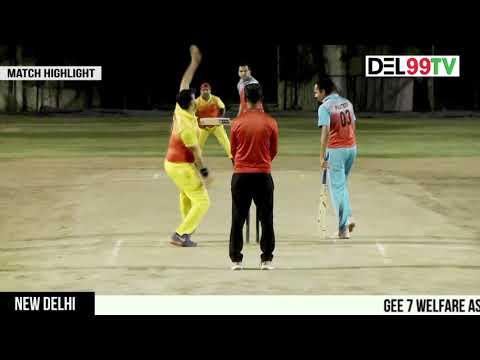 Noharchand Kalawati Goel Cup 2018, Senior Match Highlight I GEE 7 Welfare Association I
