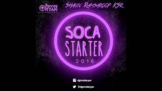 Dj Private Ryan - Soca Starter 2016 (SOCA MIX)