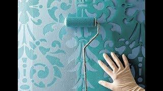 12 Geniales Ideas Para Pintar Tu Pared Con Texturas Sin Gastar Mucho Dinero ¡Mira Como Hacerlo!