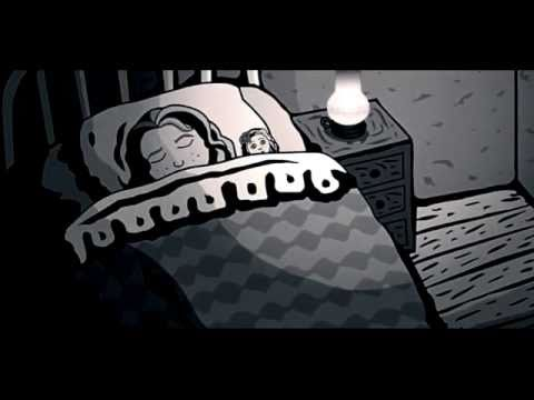 One Winter's Night - an animated short film and gothic ghost story.
